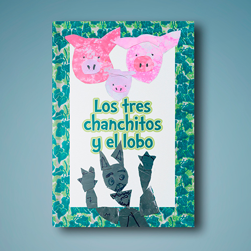 Los tres chanchitos y el lobo